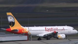 Fastjet aircraft