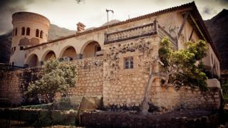 Picture of Cofete's Casa Winter