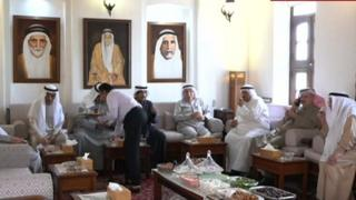 دیداری از دیوانیههای کویت