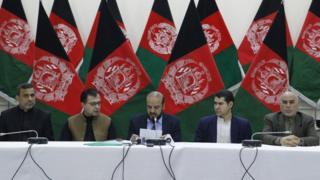 اعضای کمیسیون انتخابات افغانستان