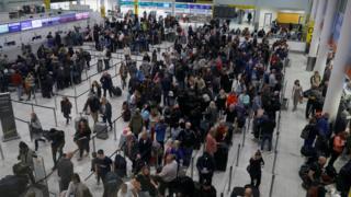 havalimanı terminali