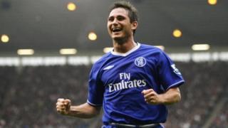Frank Lampard a réalisé un record de 211 buts avec Chelsea.