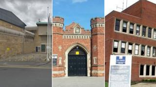 Wakefield, Lincoln and Wayland Prison in Norfolk
