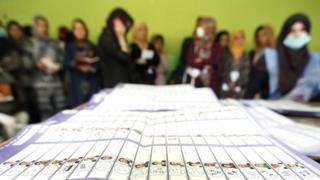 انتخابات کابل