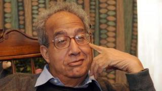 الكاتب المصري جلال أمين