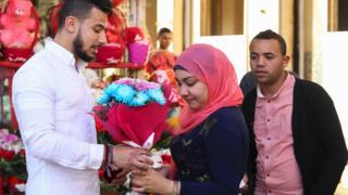 Valentine's Day, Cairo, 2016