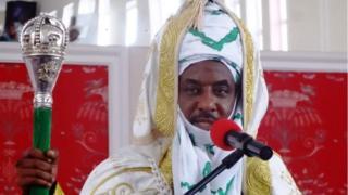 Emir Sanusi wuxuu xilka hogaamiyaha Muslimiinta Niegria qabtay sanadkii 2015kii