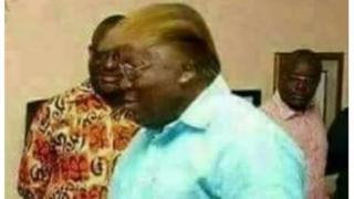 Trump half-brother meme