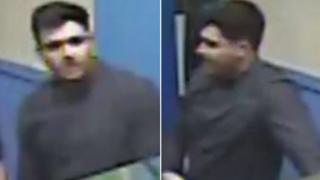 Gordon Street suspect