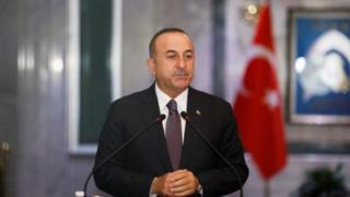 Mevlut Çavuşoğlu