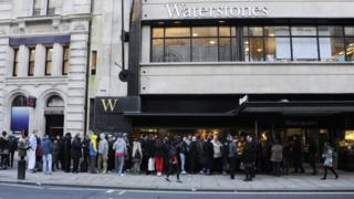 Waterstones Piccadilly store