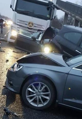Kirkcaldy crash