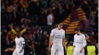 Paris St-Germain ayaa daqiiqaddii 88 wixii ka dambeeyay laga dhaliyay 3 gool, sidaas ayayna ku hareen