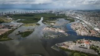 Ilha de Deus, no Recife
