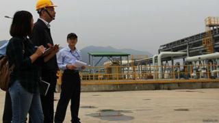 Dự án Formosa tại Hà Tĩnh được dư luận cả ở Việt Nam và nước ngoài quan tâm.
