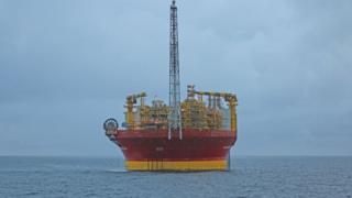 Dana Petroleum rig