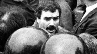 West Belfast man Freddie Scappaticci was named by the media in 2003 as Stakeknife but he denies being an undercover Army agent