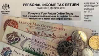 Manx tax return