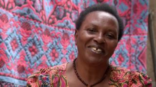 Angeline Usanase aligunduliwa kuwa na saratani hiyo akiwa na umri wa miaka sitini na saba
