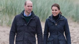 William and Kate take budget flight from Norwich to Aberdeen