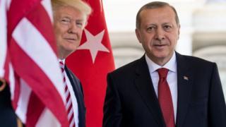 Трамп і Ердоган