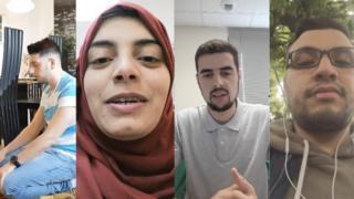 يوميات شباب عرب خلال شهر الصيام