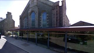 Pulteneytown Parish Church