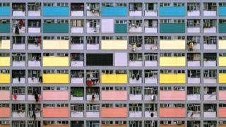 Michael Wolf, Architecture of Density #75