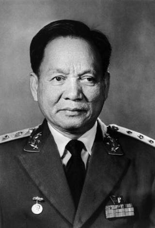 Nguyên Chủ tịch nước, Đại tướng Lê Đức Anh