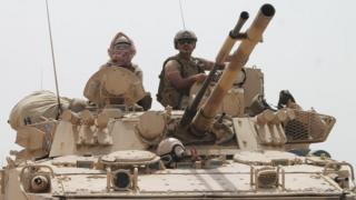 Suudi tank