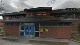 Radford Road police station