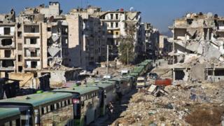 За даними ООН, із минулого четверга місто залишили 34 тисяч людей