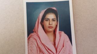 वजीहा अरूज, पाकिस्तानी महिला