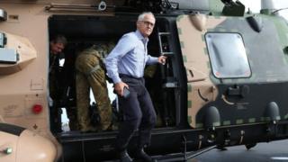 ऑस्ट्रेलिया में तेल संकट