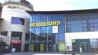 Morrisons Regent Circus