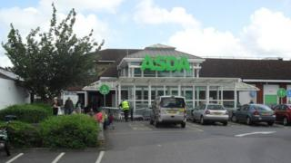 Asda, Totton