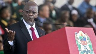 Rais wa Tanzania John Magufuli