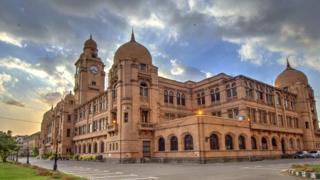 Karachi Municipal Corporation Building