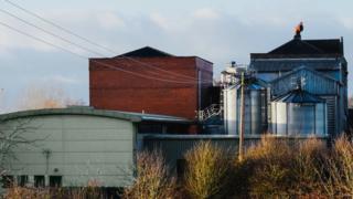 Matthews Flour Mill, Shipton-under-Wychwood