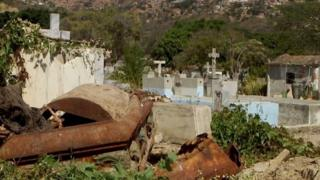 Nạn trộm mộ ở Venezuela