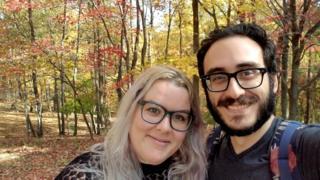 Mehmet and Jacquelyn Alpaslan got married in 2016
