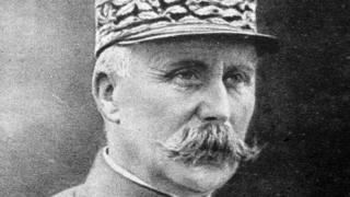 Philippe Pétain. Photo: August 1914