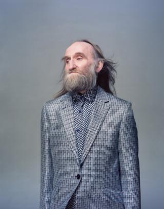 Portrait of Simon in a suit
