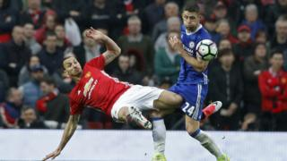 Manchester United, Chelsea
