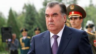 امامعلی رحمان، رئیس جمهوری تاجیکستان