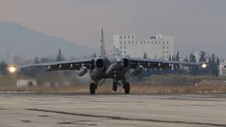 Rusya Eylül 2015'te Suriye'de hava operasyonlarına başlamıştı.