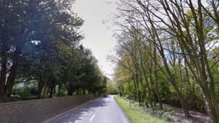 Little Faringdon near Swindon