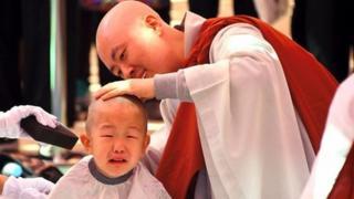Budist traşı