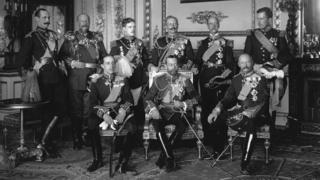 Девять королей, собравшихся на похороны Эдуарда VII