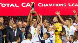 Wac, Ligue africaine des Champions